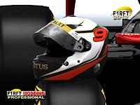 F1 en pista del simulador 7