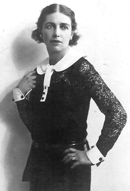 NPG x10442; Mary Borden, Lady Spears - Portrait - National