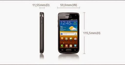 Harga Samsung Galaxy W