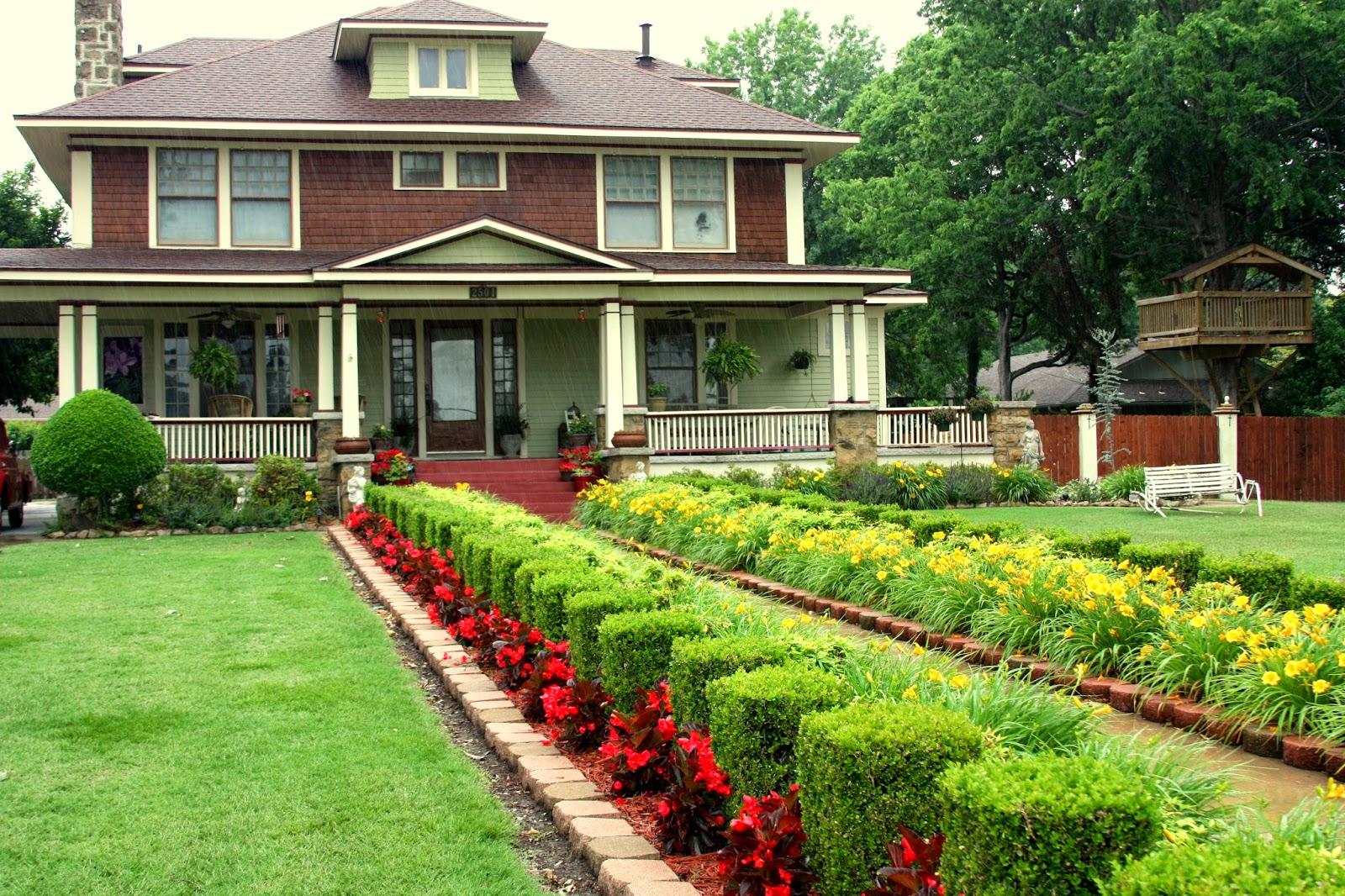 All The Dirt On Gardening Price Garden On Muskogee Garden Tour