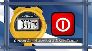 Auto PC Shutdown Timer