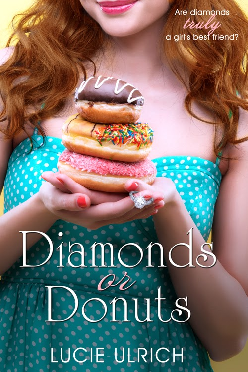Diamonds Or Donuts By Lucie Ulrich