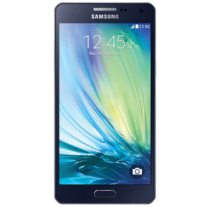 Samsung Galaxy A5 (front)