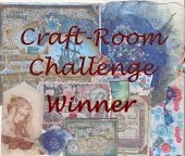 Winner @ Craft-Room 28th Jan'.