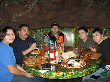 The Rainforest Cafe.