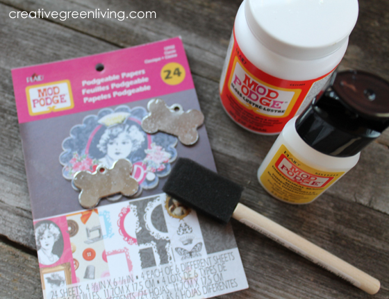 how to make a personalized pet tag for your dog or cat creative