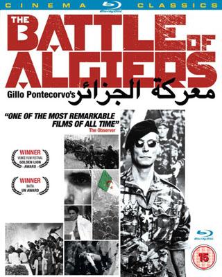 The Battle Of Algiers Blu-ray