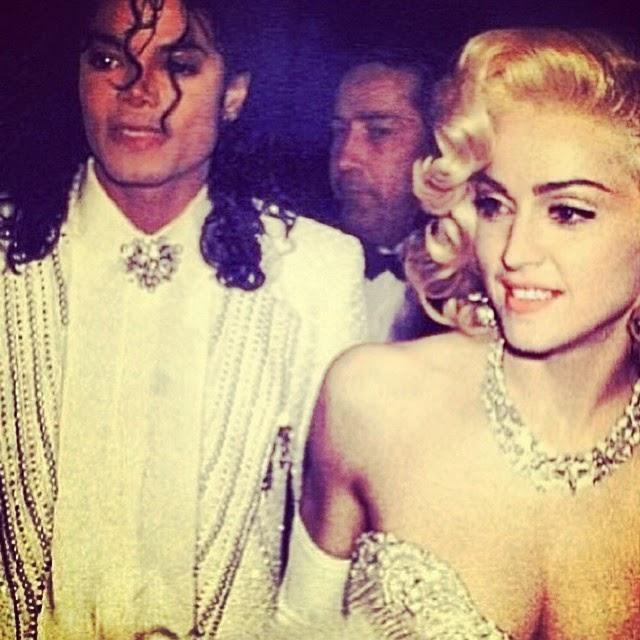 Madonna recuerda a su rey Michael Jackson
