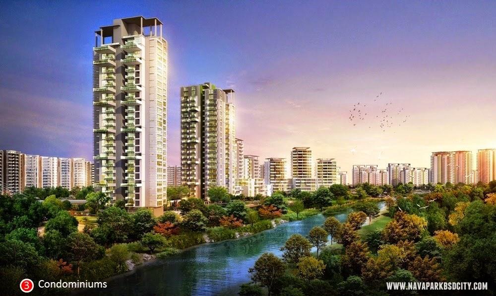 Nava Park BSD Condominium
