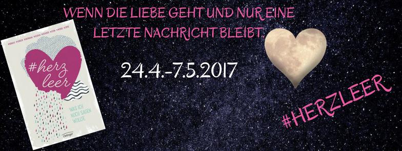 Blogtour 24.04. - 07.05.2017