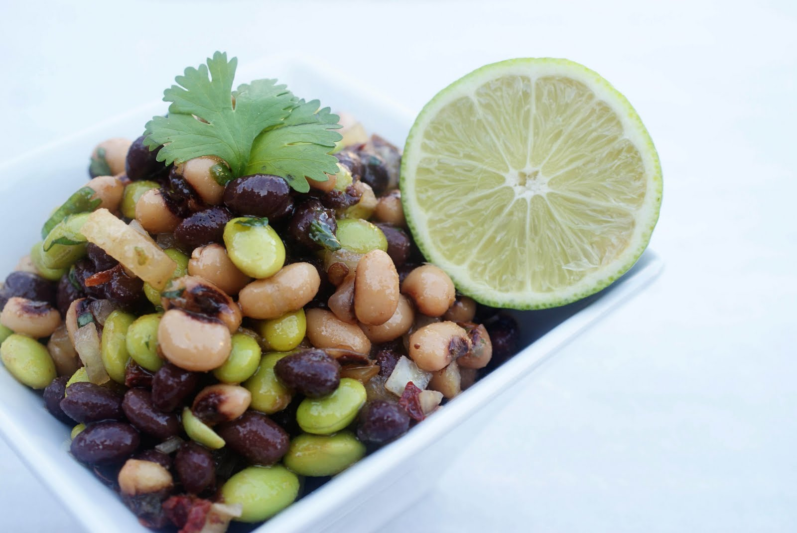 Piccante Dolce: Meatless Monday: Three Bean Salad
