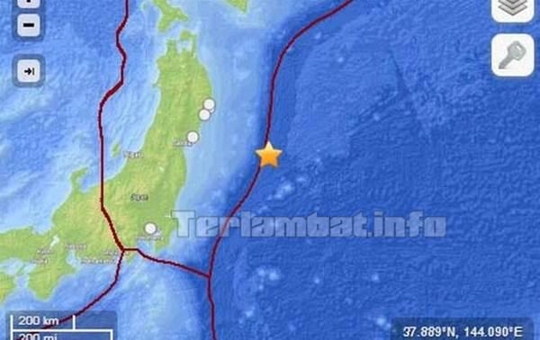 Gempa Jepang