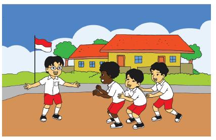 Soal UTS Tematik Kelas 4 SD   tema 5 , tema 6 , tema 7 , tema 8 , tema 9   Semester 2  Kurikulum 2013
