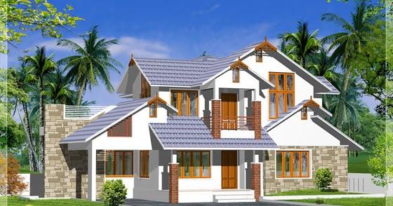 3 Kerala Style Dream Home Elevations Kerala Home