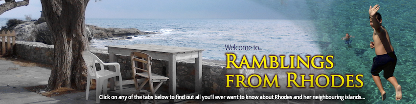 Ramblings from Rhodes