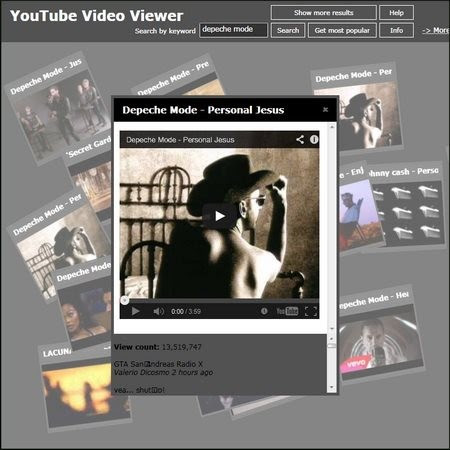 YouTube Video Viewer v1.1.2 Portable