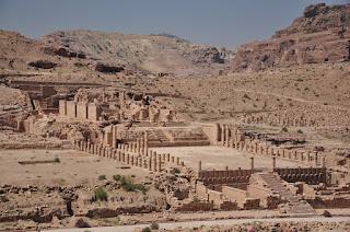 Gran Templo, Petra