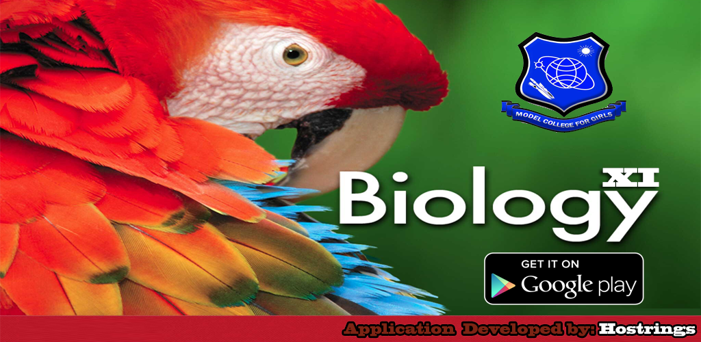 Biology First year Notes Application
