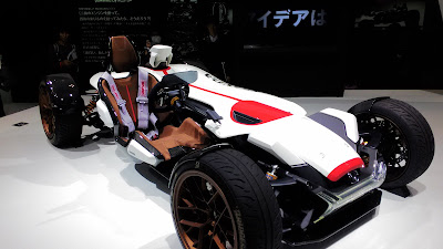 Honda Project 2&4 powered by RC213V 東京モーターショー2015