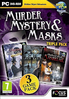 Murder,Mystery and Masks Triple Pack &#8211; PC