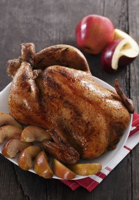 Recipe for Crockpot Herbed Whole Chicken #chicken #slowcooker #crockpot