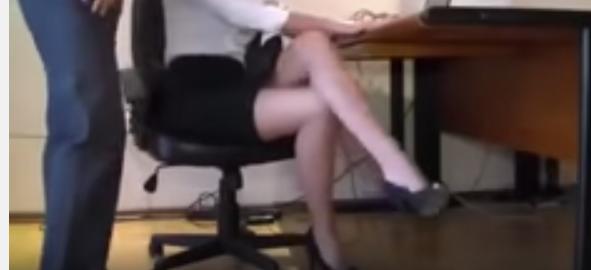 hidden cam secretary