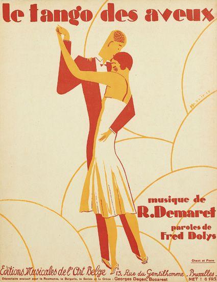 nuncalosabre. Portadas y Pósters Art Deco - René Magritte