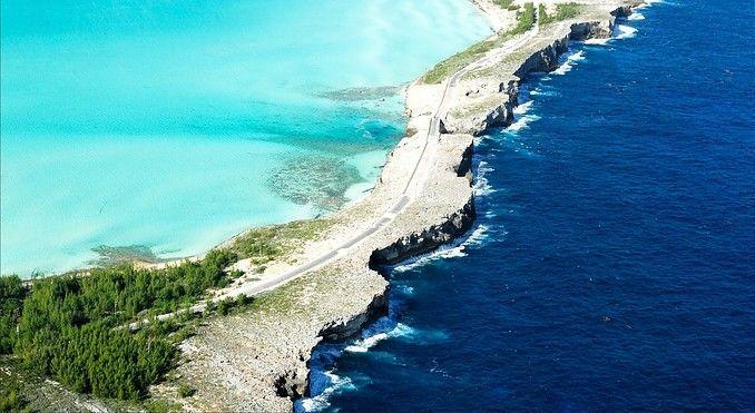 Cool Funpedia Where The Caribbean Sea And The Atlantic Ocean Meets