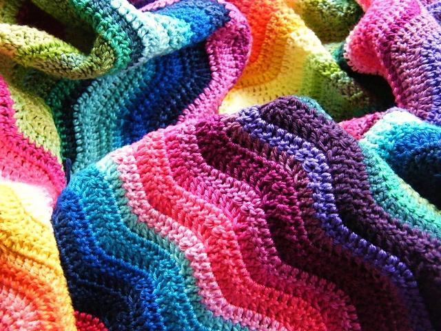 crochet desde el tabo mantas colchas a crochet