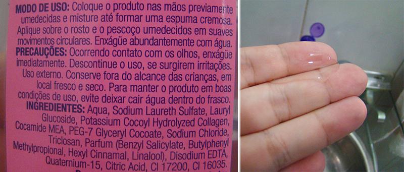 resenha sabonete liquido facial clean clear testei tratamento de pele oleosa cuidados