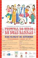 V Festival do circo de Duas Barras
