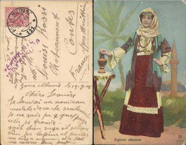 Signora Albanese