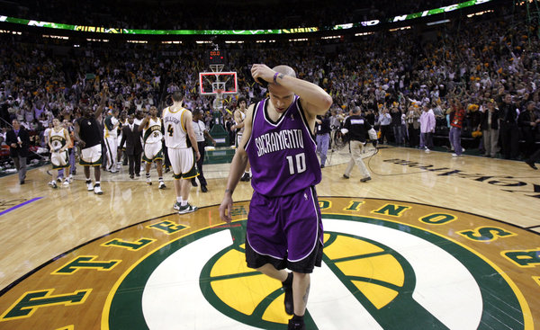 Too Big To Fail: Why the Seattle Supersonics and Sacramento Kings both deserve to live