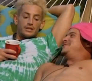 FrankieGrande Zach Rance Amazing Race