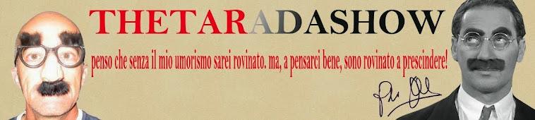 il blog satirico di Paolo Taradash