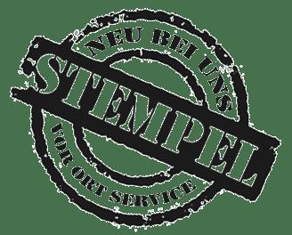 grafis dan tukang logo stempel menggunakan alternatif pembuatan logo