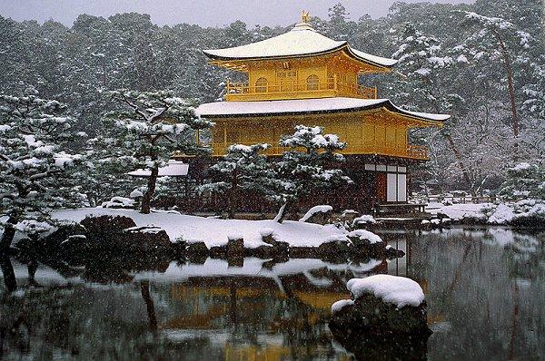 Kinkaku-ji,Japan