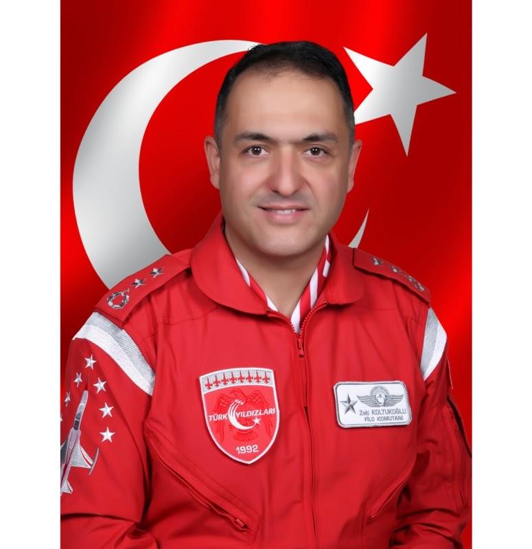 Türk Yıldızları Filo Komutanı
