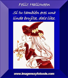 Feliz Halloween, Bruja Bonita 1