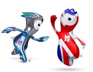 талисмани на олимпийските игри в Лондон