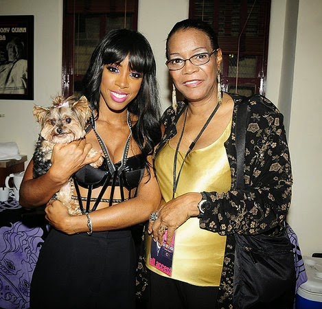 Kelly Rowland Loses Mum Weeks after Giving Birth chiomaandy.com