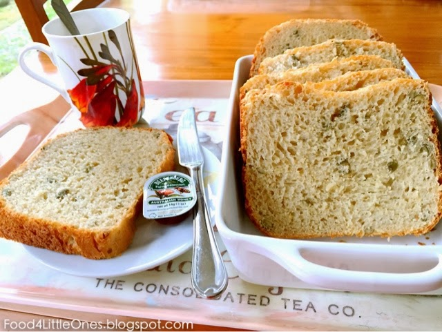 how to make bread with breadmaker