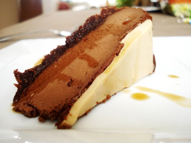 The Real Meal: Kahlua Chocolate Cheesecake - 100% Vegan, 100% Awesome!