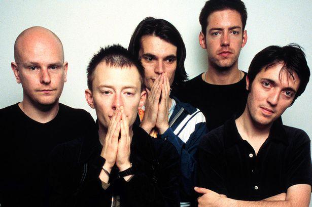 Radiohead México 2016