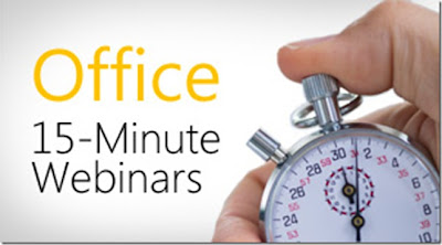 Office 15-Minute Webinar