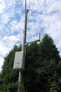 A Distributed Antenna System (DAS)