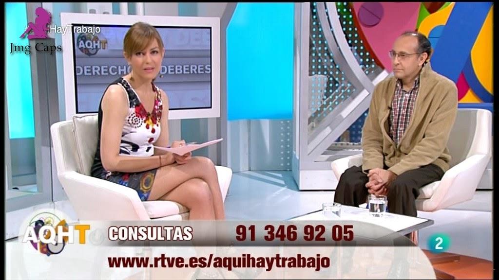 MARIA JOSE MOLINA, AQUI HAY TRABAJO (22.04.15)