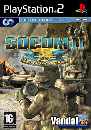 Socom II - U.S. Navy Seals Ps2 Iso www.juegosparaplaystation.com