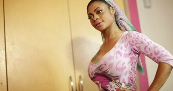 BBA Winner, Karen Igho Has Silicon Inserted In Her B**bs