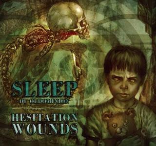 Sleep of Oldominion – Hesitation Wounds (CD) (2009) (320 kbps)